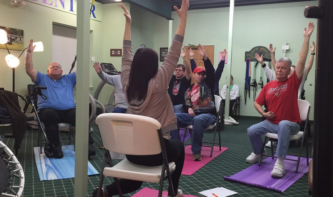 Adaptive Yoga Provides Mind-Body Approach to Golf Fitness