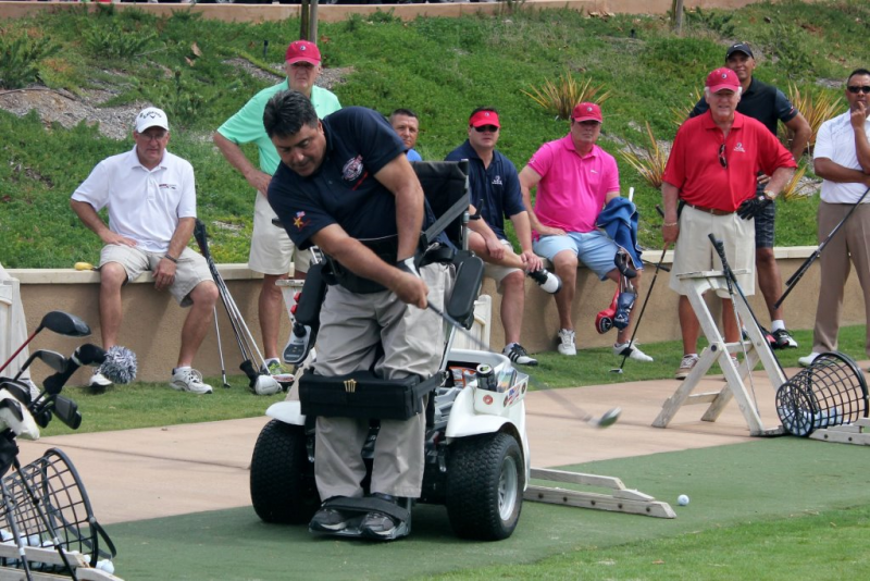 Nationally Recognized Adaptive Golf Instructor, Anthony Netto, to hold Clinic with Return To Golf